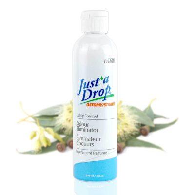 lightly scented ostomy deodorizer, ostomy drops, ostomy deodorant, ostomy deodorizer, ostomy pouch, ostomy odour neutralizer, ileostomy, urostomy, ostomate, ostomy odor eliminator drops, m9, adapt, brava, hollister,coloplast