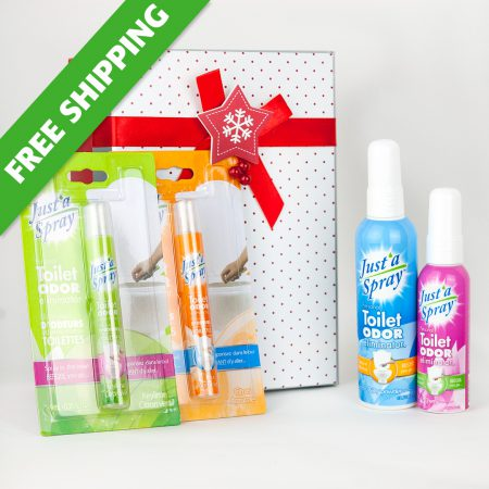 Just'a Spray Christmas gift set