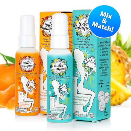 premium toilet spray, toilet spray, toilet bouquet, poop spray, bathroom spray, bathroom freshener, toilet freshener, air freshener, poo spray, poop smell, feces, shit, vipoo, vip poo, pooourri, poo pourri, squatty potty,