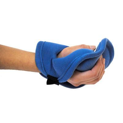 premium palm protector with cylinder roll, ventopedic, hand, palm, fingers